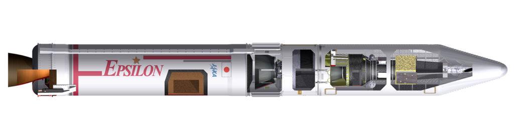 일본 ICBM 엡실론 로켓 1024x269 일본 벤처기업 미니로켓 발사! 우주 비즈니스 전개