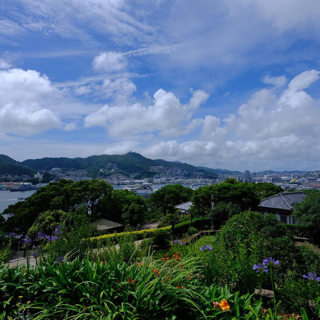 19624731 246402305862013 8051646276367810560 n 나가사키 여행 구라바엔 (글로버 정원)