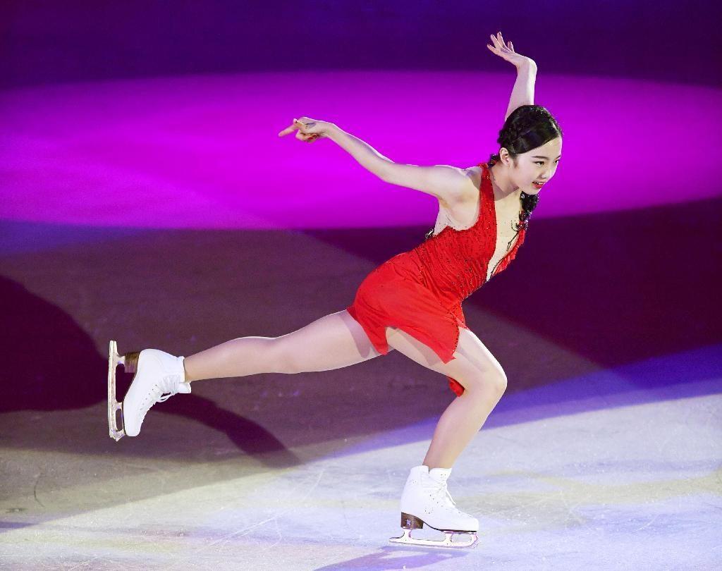 일본여자피겨 혼다마린 1024x810 일본 여자피겨 혼다마린 아라시 아이바 토크쇼