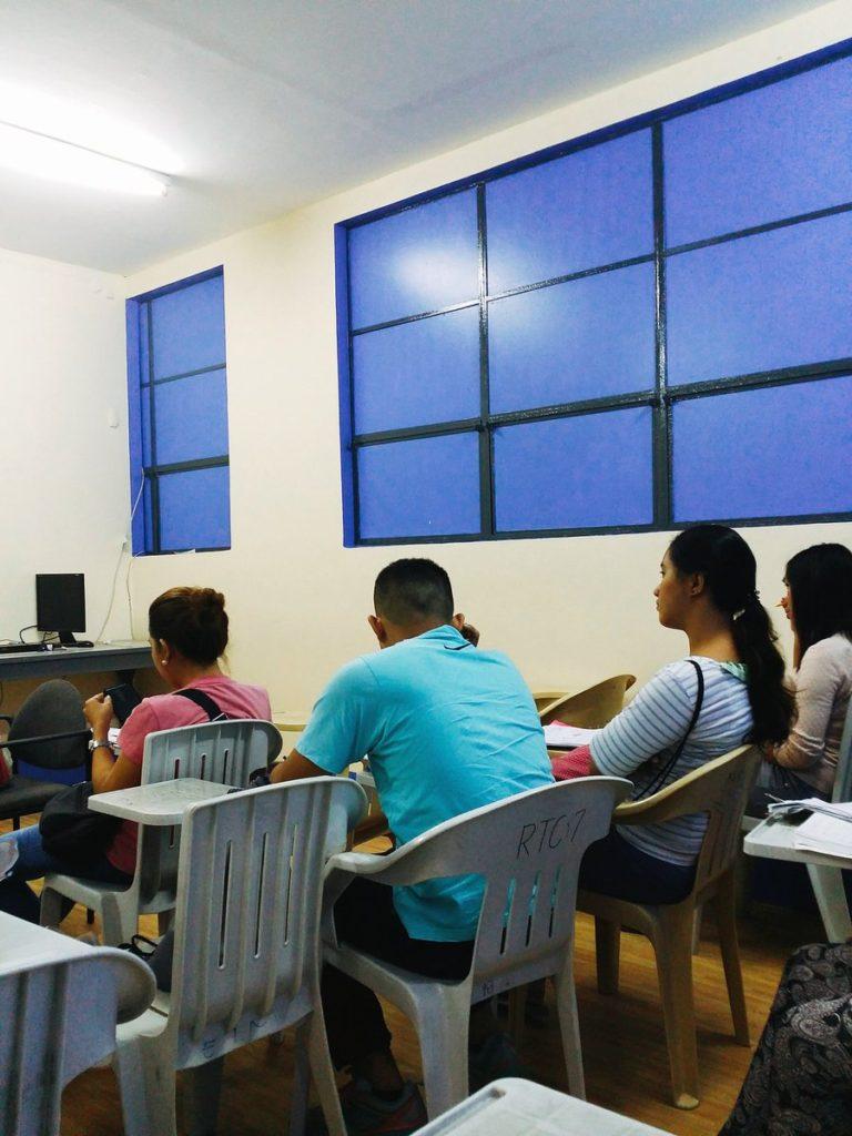 필리핀 세부교육청 한국어강의3 768x1024 필리핀 세부 여행중 교육청(TESDA) 한국어 강의 체험