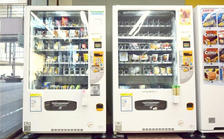 자판기 편의점 일본 무인 자판기 편의점 경쟁 치열! 세븐일레븐도 신규진출