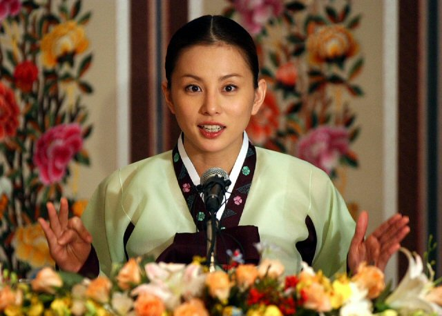 요네쿠라 료코 한복 요네쿠라료코 주연 일드 닥터X 시즌5에 후쿠다나루미 출연