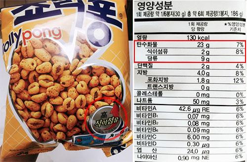 죠리퐁 식이섬유 로카보 저탄수화물 다이어트 식단! 당질제한식 방법