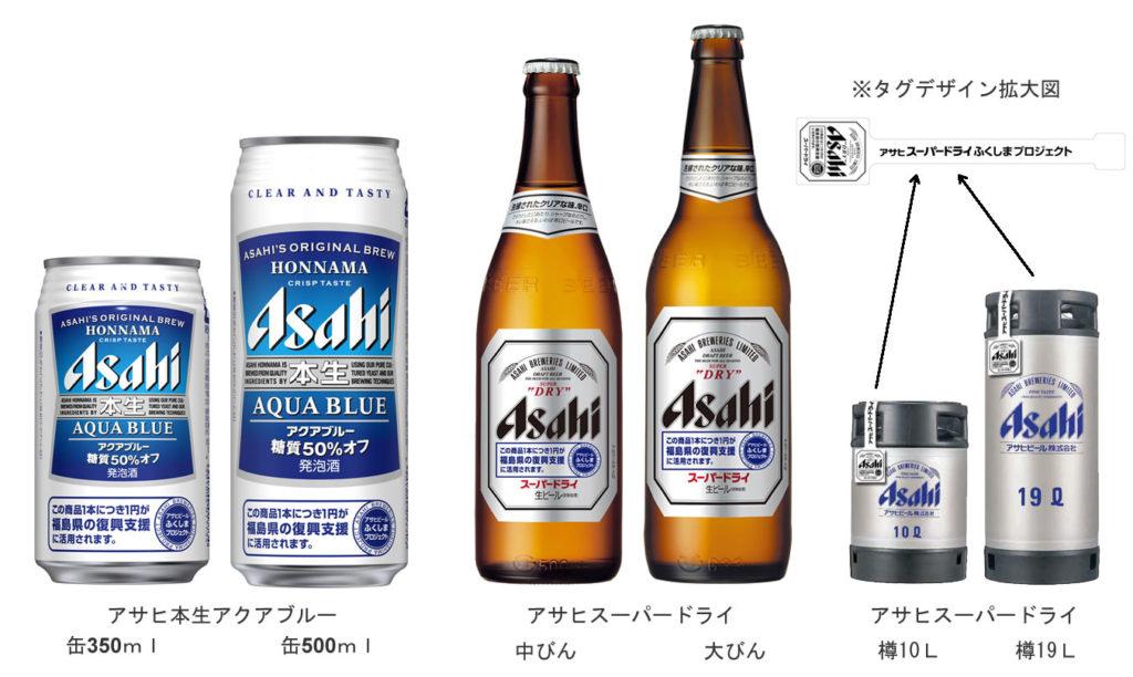asahi beer 1024x612 일본 아사히맥주 생맥주와 병맥주 가격인상! 캔맥주는 제외