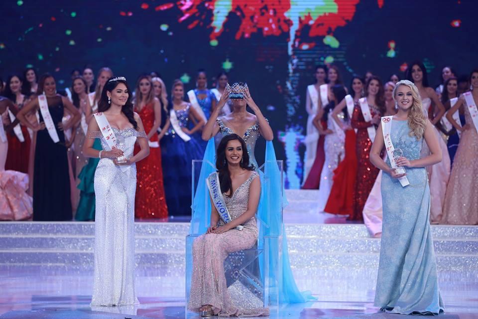 미스월드 2017 우승자 인도미녀 미스월드 2017 우승자는 인도 의대생, 김하은 아시아 미의 여왕