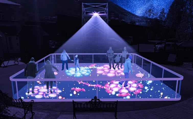 삿포로 시로이 코이비토 파크 일본의 야경! 겨울 일루미네이션이 아름다운 곳 순위 발표