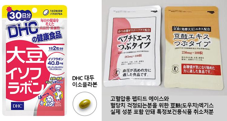 일본 기능성 건강식품 일본 다이어트 식품, 이소플라본 성분 체중감량 효과 없어..