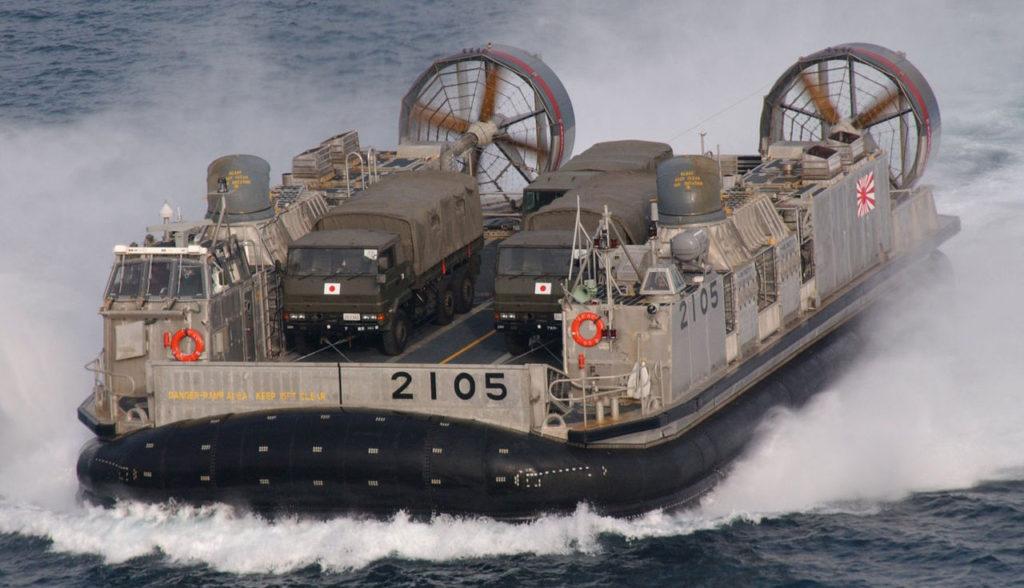 일본 해병대 상륙작전 1024x588 일본판 해병대 수륙기동단 창설! 오키나와 미군부대에 배치