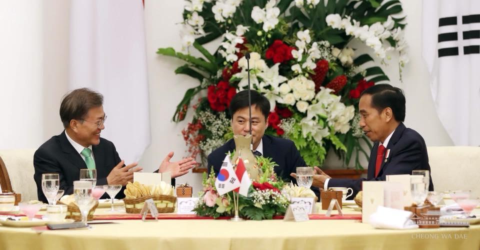 한 인도네시아 정상회담 MOU 서명식 문재인 대통령의 인도네시아 국빈 방문 일정 및 연설 전문 소개