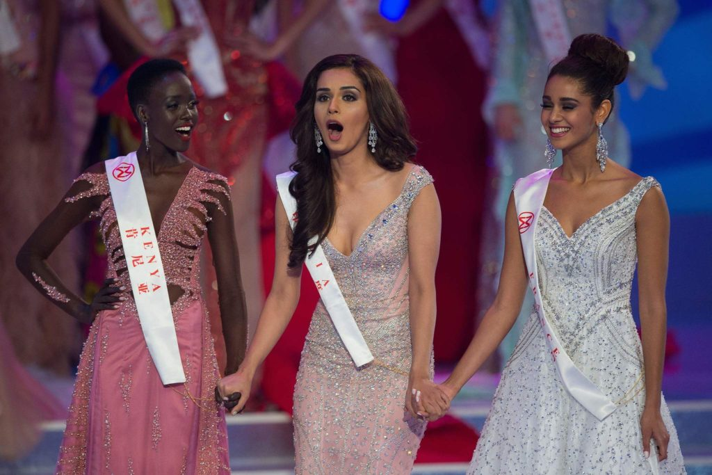 miss world 2017 winner 1024x683 미스월드 2017 우승자는 인도 의대생, 김하은 아시아 미의 여왕