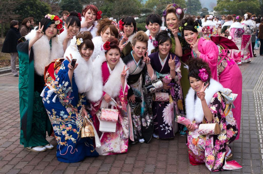 성인식 1024x678 일본 성인의 날 성인식 행사! 도쿄 23구 8명중 1명은 외국인