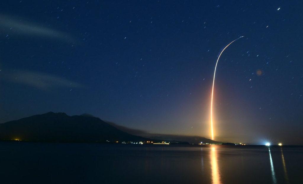 일본로켓발사 1024x623 일본의 소형 로켓 엡실론 3호기 발사 성공! 야광운 관측