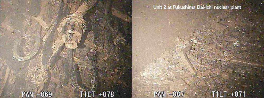 후쿠시마 원자력 발전소 2호기 1024x381 후쿠시마 원전사고 2호기 멜트다운 핵연료 잔해 발견