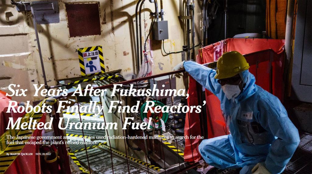 후쿠시마 원전 멜트다운 1024x570 후쿠시마 원전사고 2호기 멜트다운 핵연료 잔해 발견