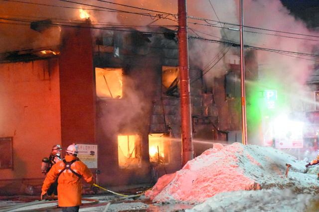 일본 삿포로 화재 일본 삿포로 공동주택 화재! 기초생활수급자 11명 사망