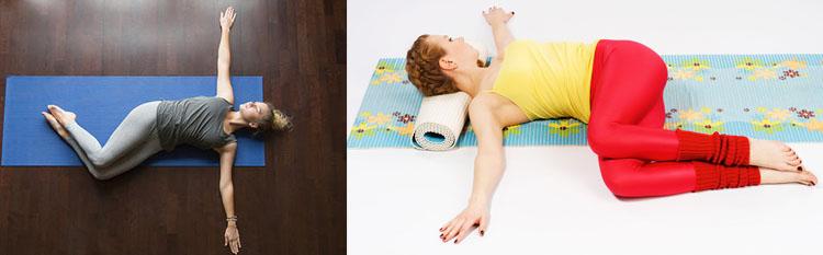 Lower Back Twist 요통 허리통증에 좋은 스트레칭 방법 5가지