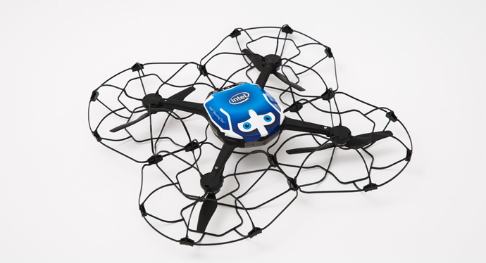 intel drone 평창동계올림픽 개막식 화제 1218대 드론쇼의 비밀