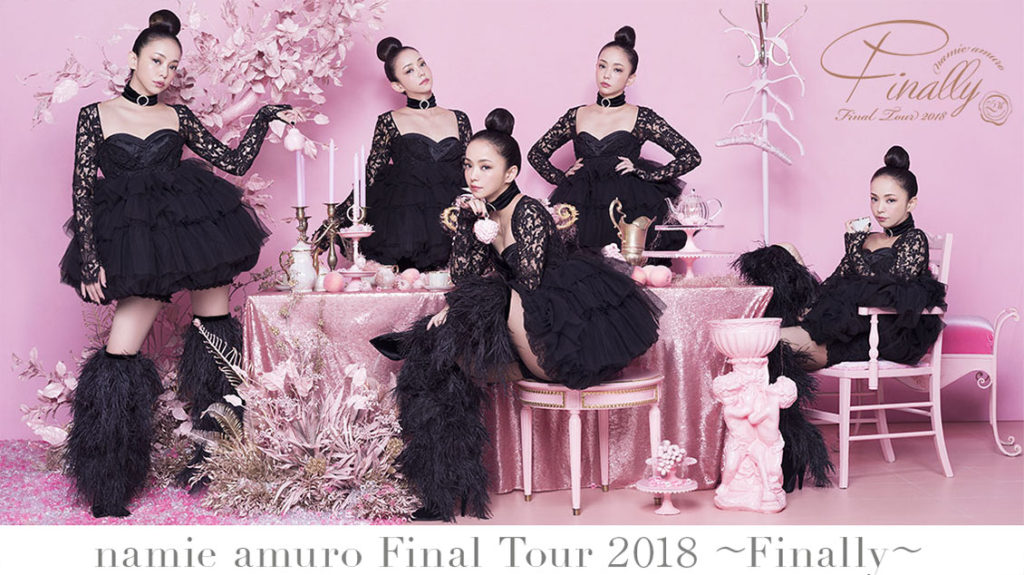 namie amuro Final Tour 1024x575 아무로 나미에 일본 골드디스크 대상! 빅뱅, 트와이스, 블랙핑크 수상