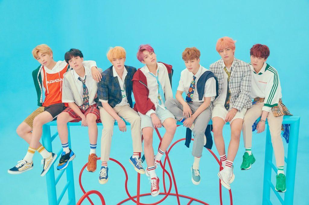 러브 유어셀프 결 앤서 1024x682 방탄소년단(BTS) 아이돌(Idol) 뮤비 유튜브 최단 최다뷰