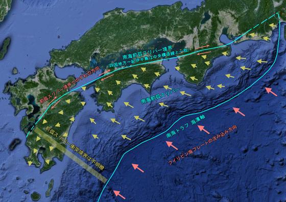 일본지진 예측 일본 홋카이도 지진은 지각판 슬리버 충돌지역에서 발생