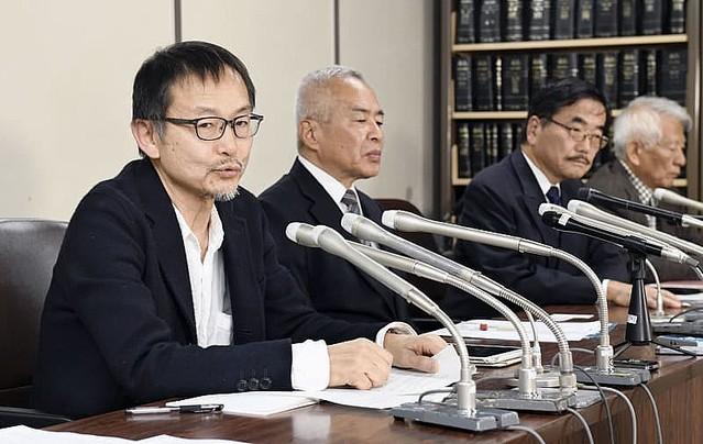 강제징용 배상판결 환영 일본정부 강제징용 피해자 배상 판결에 담화! 시민단체는 환영