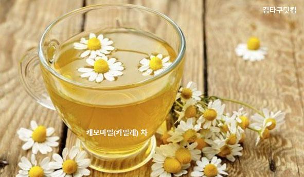 캐모마일카밀레차 노화의 원인 당화(糖化), 탄수화물 외 음주와 밀접한 관련