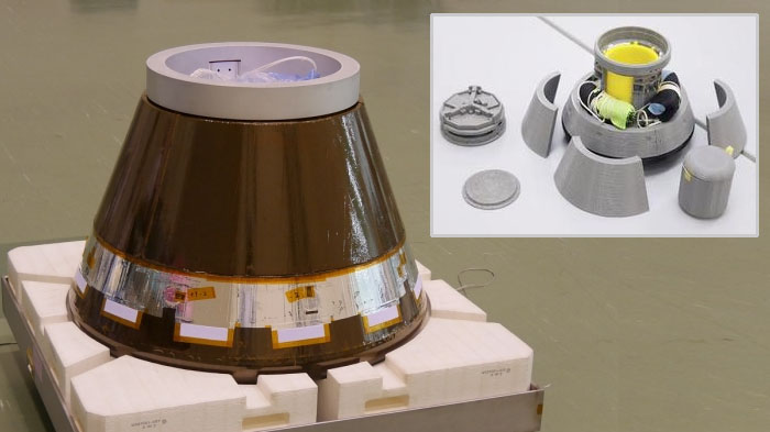 우주정거장 회수캡슐 ISS 회수캡슐 탑재한 일본 우주보급선 지구 귀환에 주목