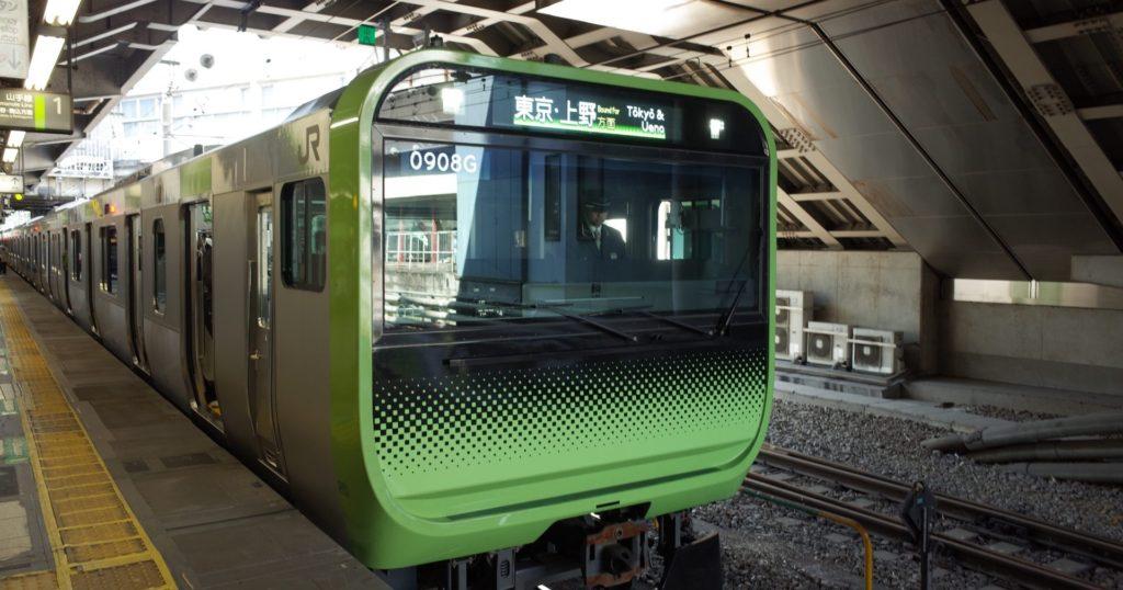 자동운전전철 1024x538 철도에 무인 자동운전 시스템 도입! 야마노테선 전철에서 주행시험