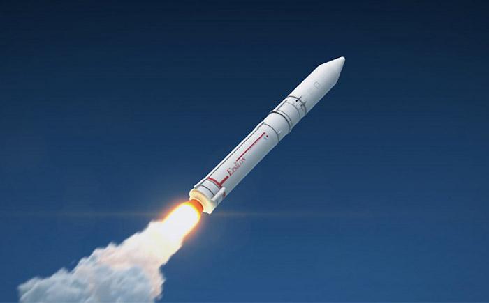 epsilon rocket 4 엡실론 로켓 4호기 발사! 인공 유성 별똥별 쇼 소형위성 탑재