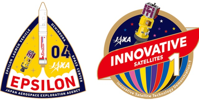 epsilon4 엡실론 로켓 4호기 발사! 인공 유성 별똥별 쇼 소형위성 탑재