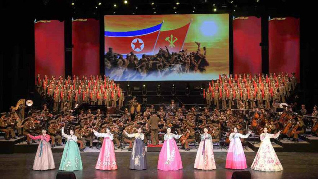 북한예술단 1024x576 현송월의 북한 친선예술단 방중 공연 풀영상 및 기록다큐