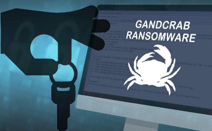 Gandcrab Ransomware 경찰청, 갠드크랩 랜섬웨어 악성코드 이메일 경보! 웹사이트 검사하기