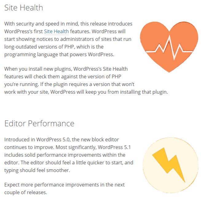 "WordPress 5.1 ""Betty"" 워드프레스 신버전(WordPress 5.1)의 닉네임은 Betty"