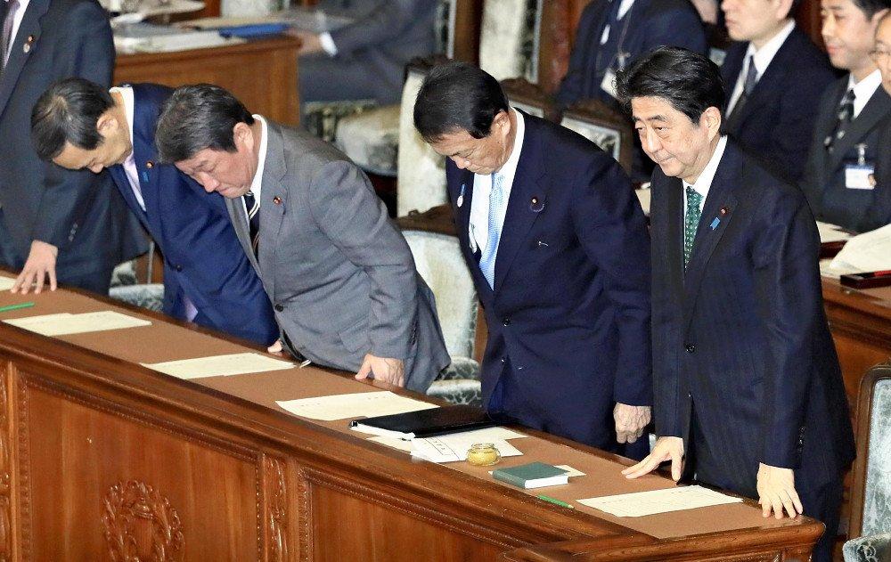 일본예산안 2019년도 일본 예산 100조엔 상회! 야당 반발속 표결 강행