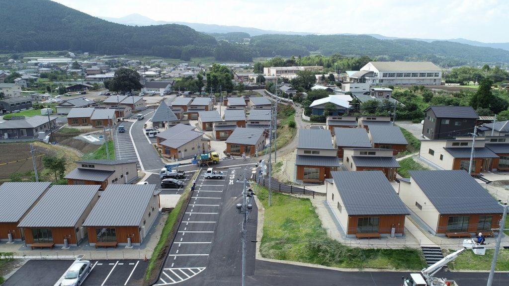 재해공영주택1 1024x576 동일본대지진 피해지역 동북 3현의 재해공영주택 고독사 40%증가
