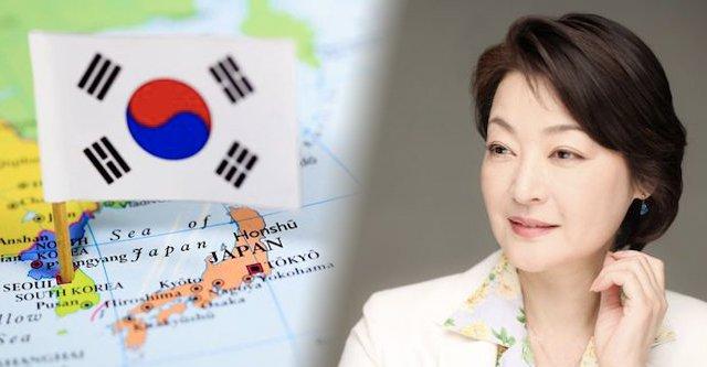 kuroda fukumi 지한파 여배우 쿠로다 후쿠미의 혐한 발언, 일본인의 분노가 전달안돼
