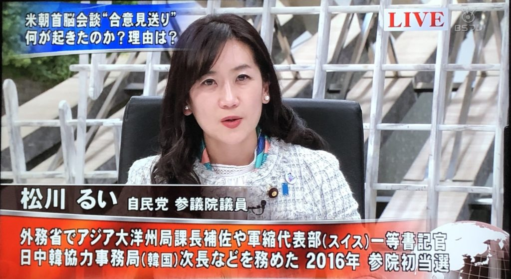 matsukawa rui 1024x559 [토론] 3·1운동 100주년 한일관계의 행방은? 일본이 강해져야..