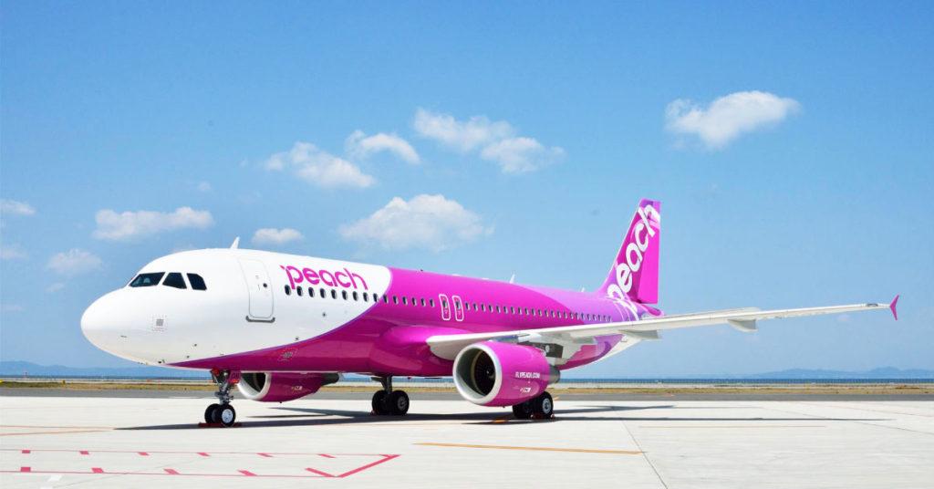 피치항공 1024x536 일본 ANA 계열의 저가항공사 피치항공, 3개의 한일 노선 운휴 및 중단