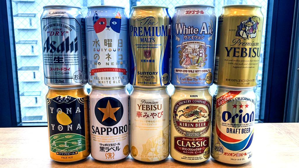 japan beer 1024x576 일본 식음료 8월 한국 수출액 큰폭 감소! 맥주 92%, 사케 35% 줄어