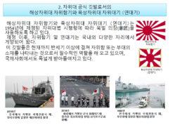 욱일기2 242x185 일본 외무성의 전범깃발 욱일기 관련 황당한 주장과 반크의 전범기 반대운동