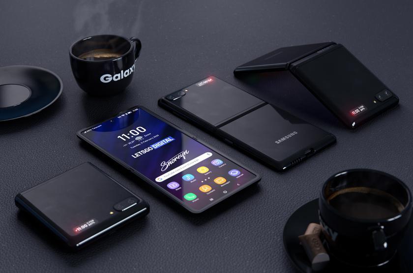 Galaxy Z Flip 일본 KDDI 폴더블폰 갤럭시 Z 플립 28일 출시! 가격은 약 190만원