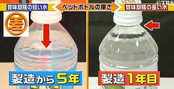 생수증발 유통기한 지난 생수 마셔도 문제없다? 상미기간 설정 기준은?