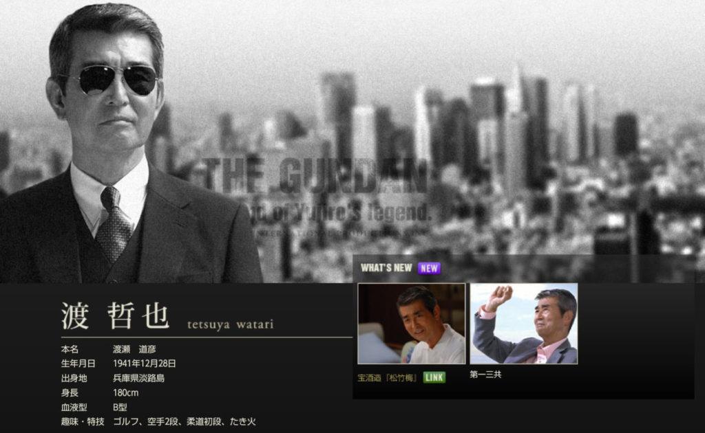 와타리 테츠야 사망 1024x630 일본 영화배우 와타리 테츠야 폐렴으로 도쿄 병원에서 사망