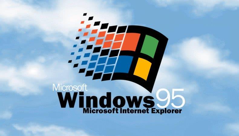 windows95 25년후에 밝혀진 윈도우95 이스터 에그! 숨겨진 개발자 이름 보는법